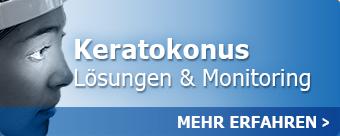 Banner rechts Keratokonus